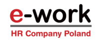 e-Work HR Company Logo